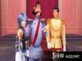 《王国之心 梦中降生》PSP截图-44