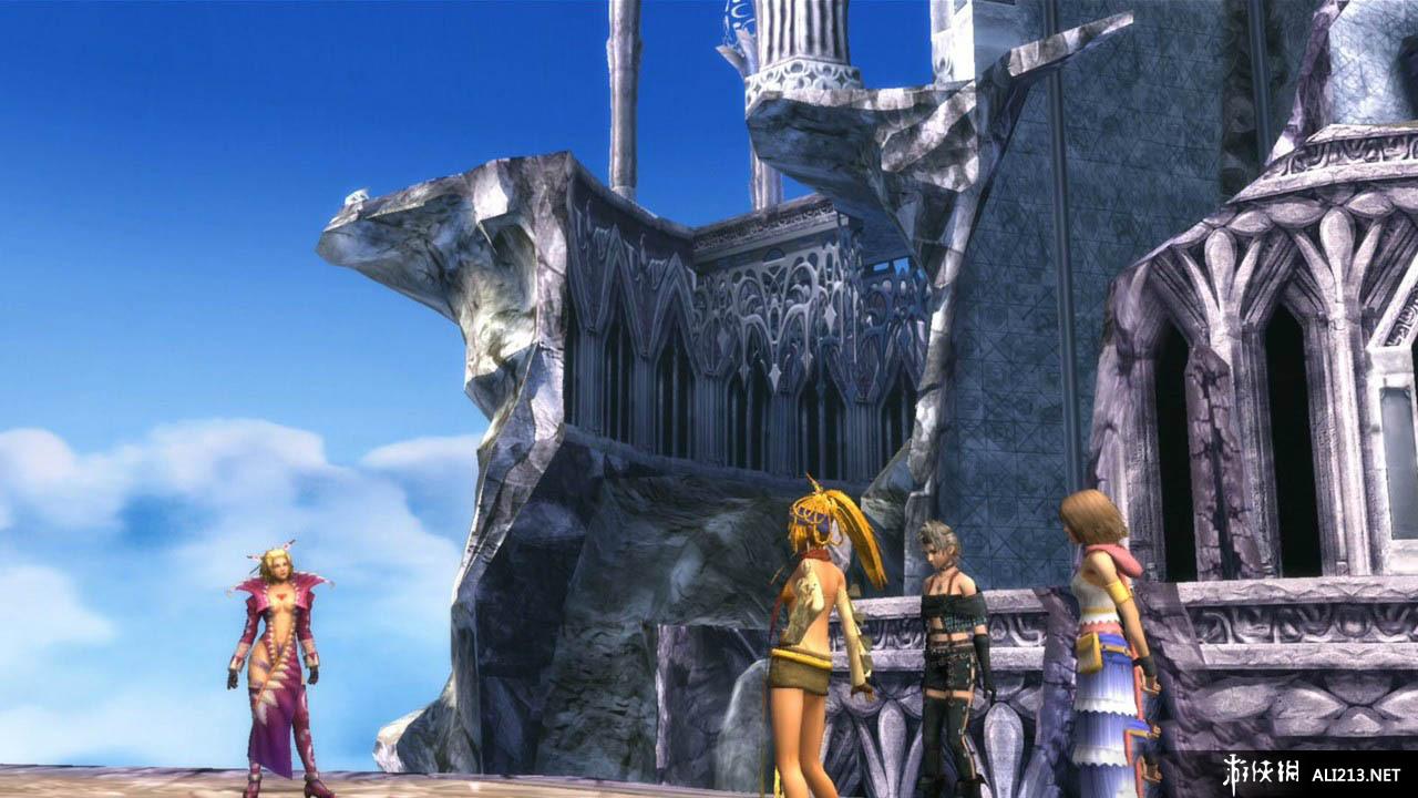最终幻想10 高清版 PSV截图图片 6 游侠图库