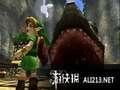 《塞尔达传说 时之笛3D》3DS截图-4