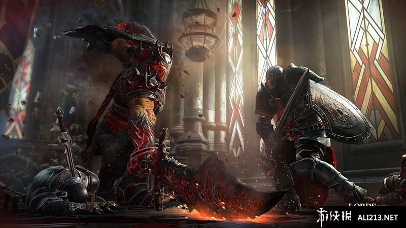 《堕落之王》PS4截图(1)