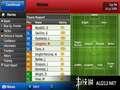 《足球经理2011》PSP截图