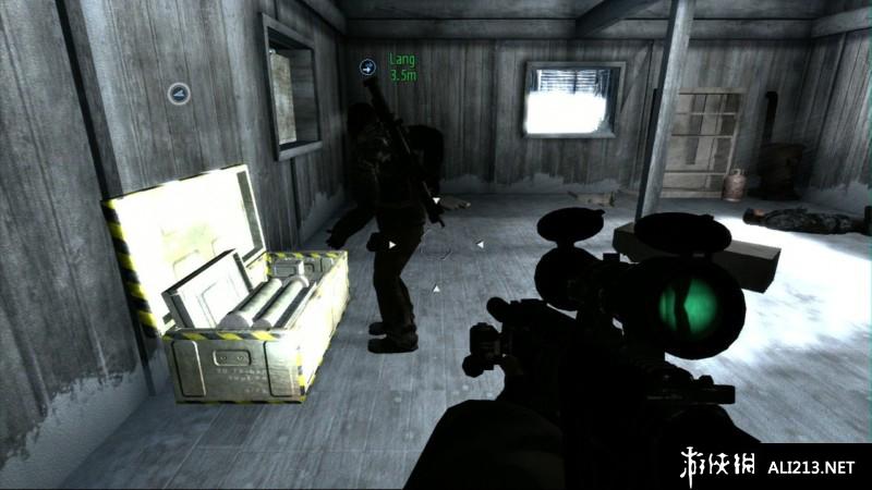 《冲突 否定行动》XBOX360截图