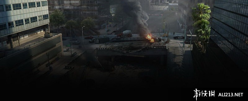 《战地 硬仗》3DS截图