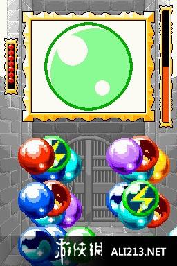 泡泡龙双重射击游戏图片欣赏