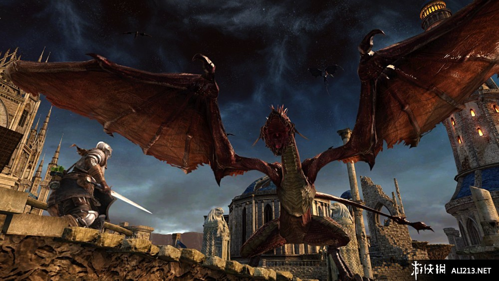 黑暗之魂2:原罪学者游戏图片欣赏