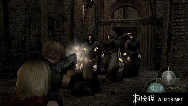 生化危机复活选择版游戏图片欣赏