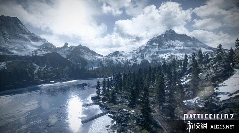 《战地3 高级版》PS3截图(1)