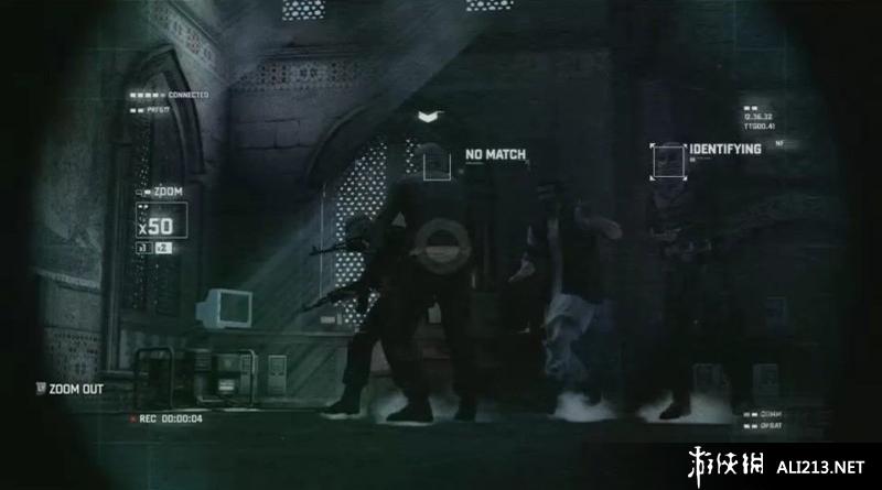 《细胞分裂6 黑名单》XBOX360截图