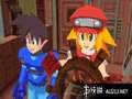 《洛克人 Dash 钢铁之心》PSP截图-3