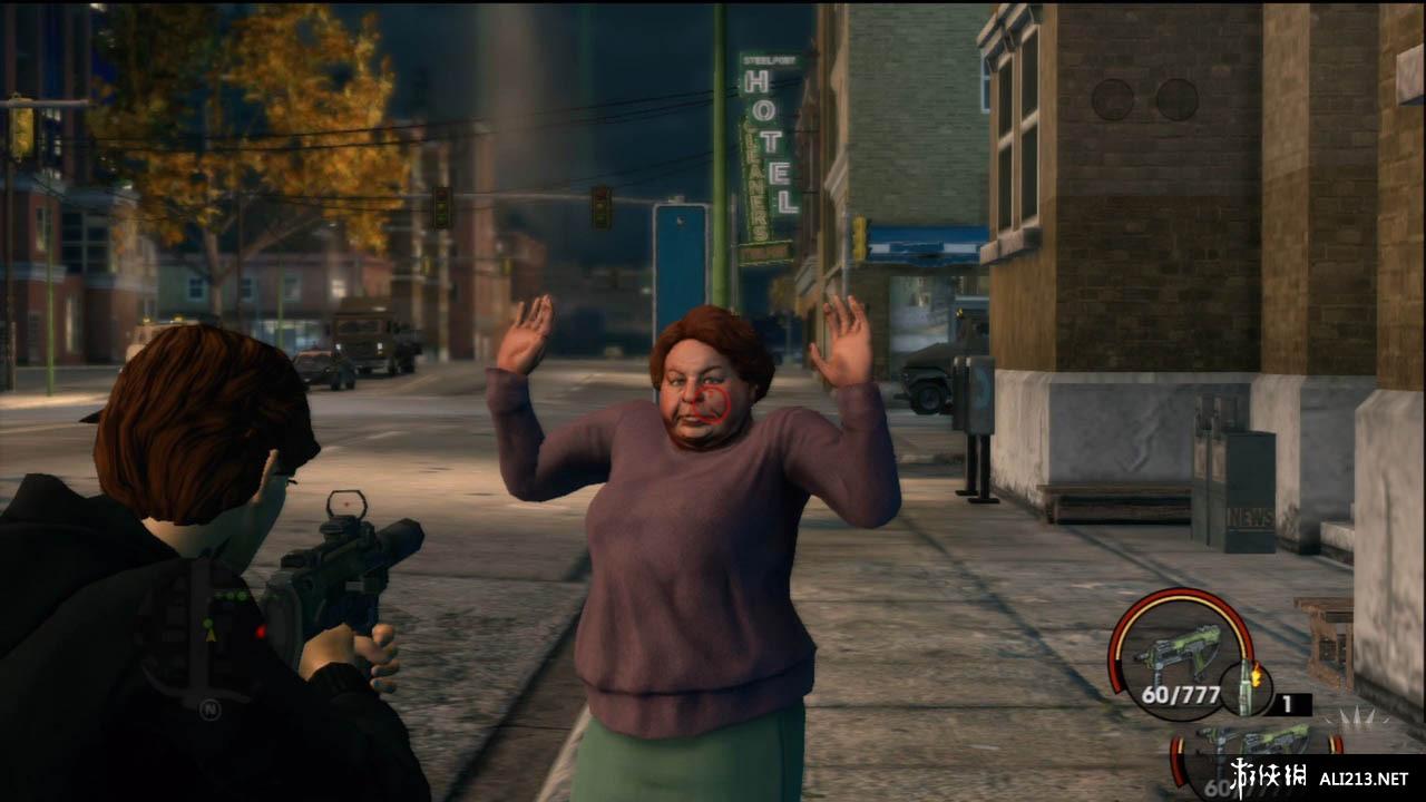《黑道圣徒3》XBOX360截图