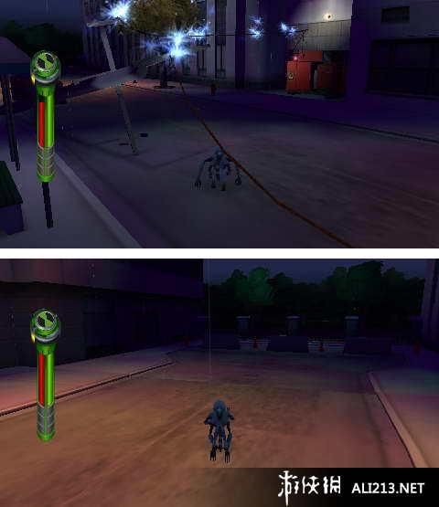 BEN10外星神力维尔加科斯的攻击游戏图片欣赏
