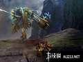 《怪物猎人4》3DS截图-6