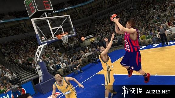 《NBA 2K14》XBOX360截图(1)