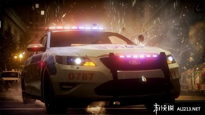 《极品飞车16 亡命天涯》PS3截图(1)