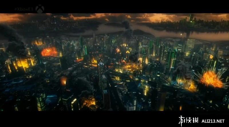 《除暴战警3》XBOXONE截图