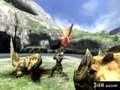 《怪物猎人3》WII截图-205
