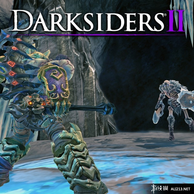 《暗黑血统2》WIIU截图