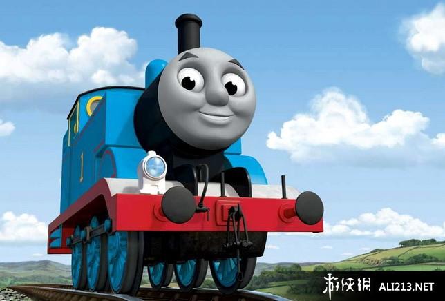 托马斯和朋友们 铁路英雄图片
