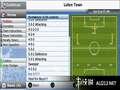 《世嘉足球经理 2007》PSP截图-1