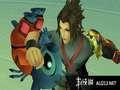 《王国之心 梦中降生》PSP截图-40