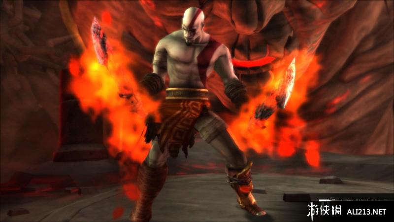 战神斯巴达之魂HD(PSN)游戏图片欣赏
