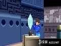 《洛克人 Dash 钢铁之心》PSP截图-2