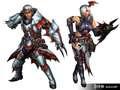 《怪物猎人 边境G》PS3截图-79