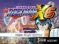 《洛克人X6(PS1)》PSP截图-2