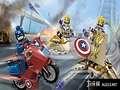 《乐高Marvel 超级英雄》PS4截图-5