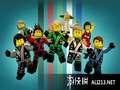 《乐高忍者 忍者机器人》3DS截图-3