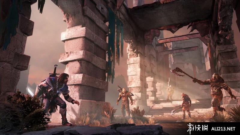 《中土世界 暗影魔多》PS4截图