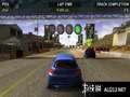 《极品飞车13 变速》PSP截图-4