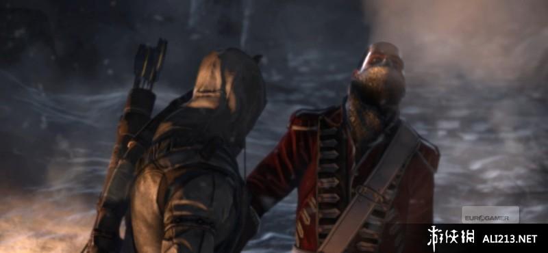 《刺客信条3》PS3截图