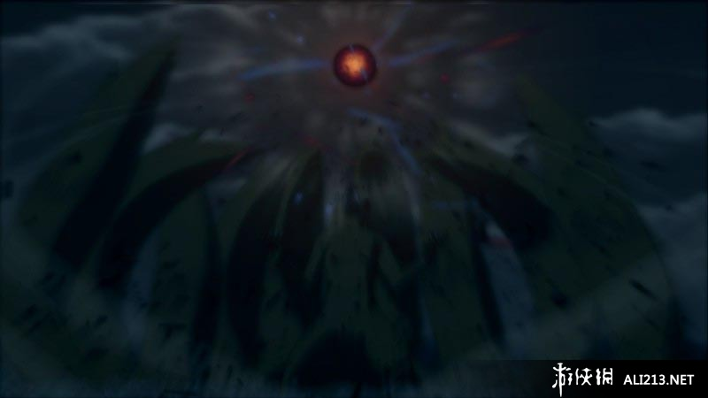 《火影忍者 究极风暴3》3DS截图