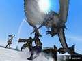 《怪物猎人 边境G》PS3截图-24
