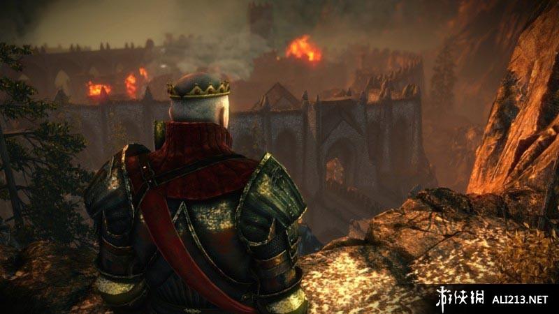 巫师2增强版_《巫师2 国王刺客 增强版》xbox360截图