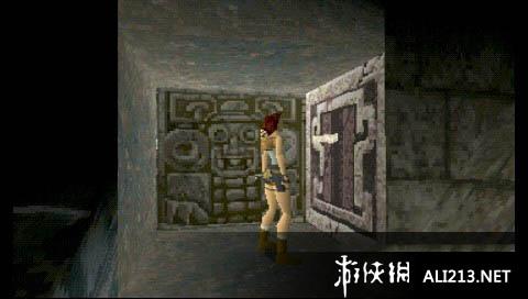 《古墓丽影1(PS1)》PSP截图