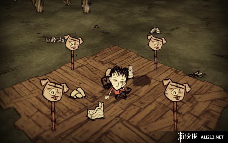 《饥荒(PSN)》PS4截图