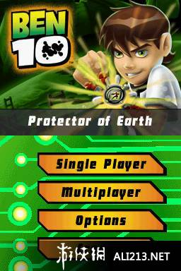 BEN10地球保卫者游戏图片欣赏