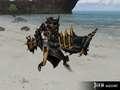 《怪物猎人 边境G》PS3截图-44