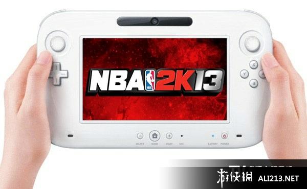 《NBA 2K13》WIIU截图