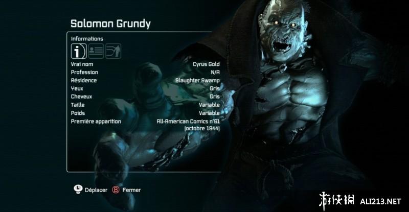 《蝙蝠侠 阿甘之城》PS3截图