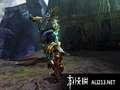 《怪物猎人4》3DS截图-8