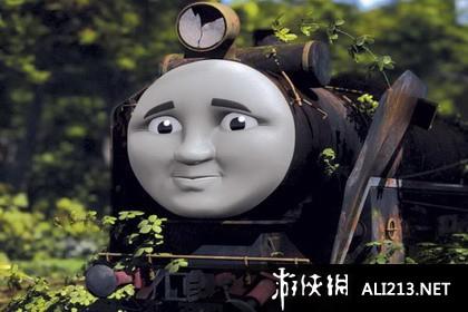 wii 托马斯和朋友们 铁路英雄图片