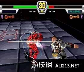 《星際格斗(PS1)》PSP截圖