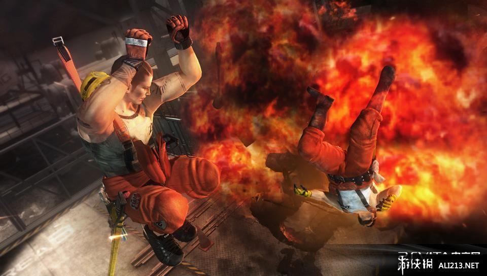 死或生5:终极版游戏图片欣赏