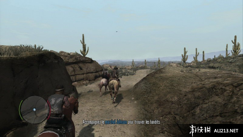 《荒野大镖客 赎罪》PS3截图