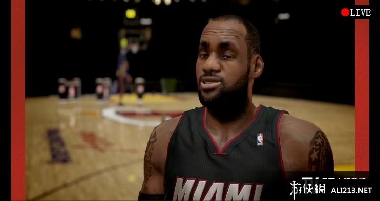 《NBA 2K14》PS3截图(1)