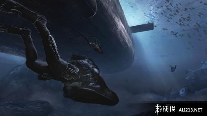 《使命召唤8 现代战争3》PS3截图(1)