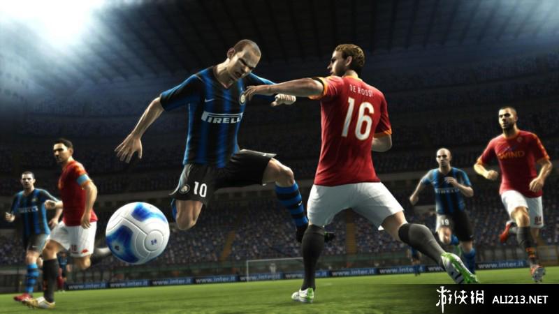 《实况足球2012》XBOX360截图(1)
